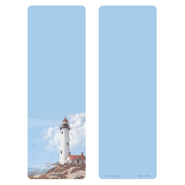 "3"" x 9"" Lighthouse bookmark, No Verse"