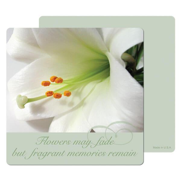 "5"" x 5"" Lily PMC Mini-Album, Fragrant Memories"