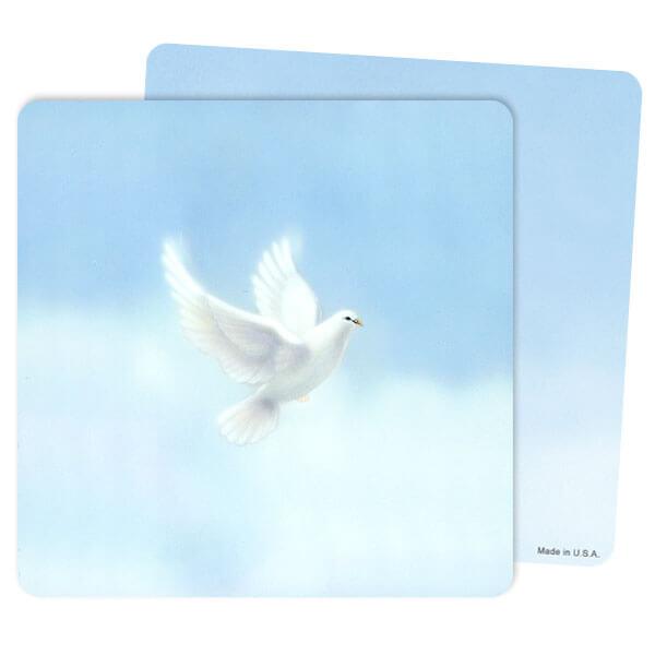 """5"""" x 5"""" Dove PMC Mini-Album, No Verse"""