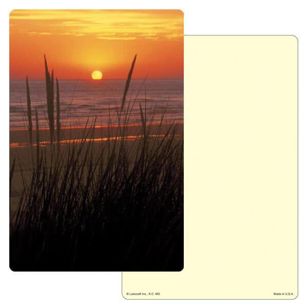"6"" x 9"" Sea Oats PMC Album, No Verse"