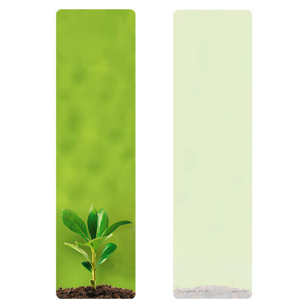 "3"" x 11"" Growth PMC large bookmark, no verse"