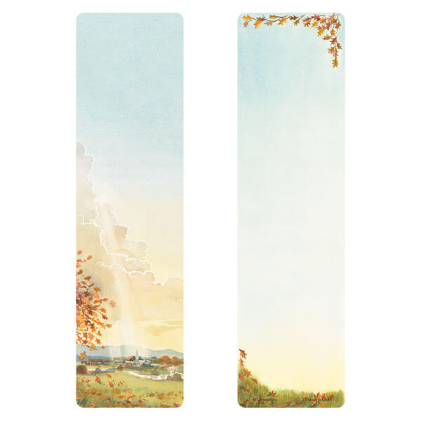 "3"" x 11"" Meadow large bookmark, No Verse"