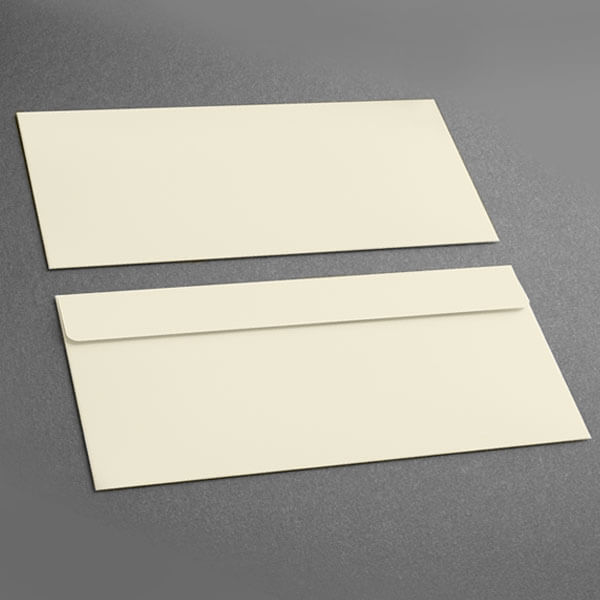 Extra Large Presentation Card Envelope, Soft White