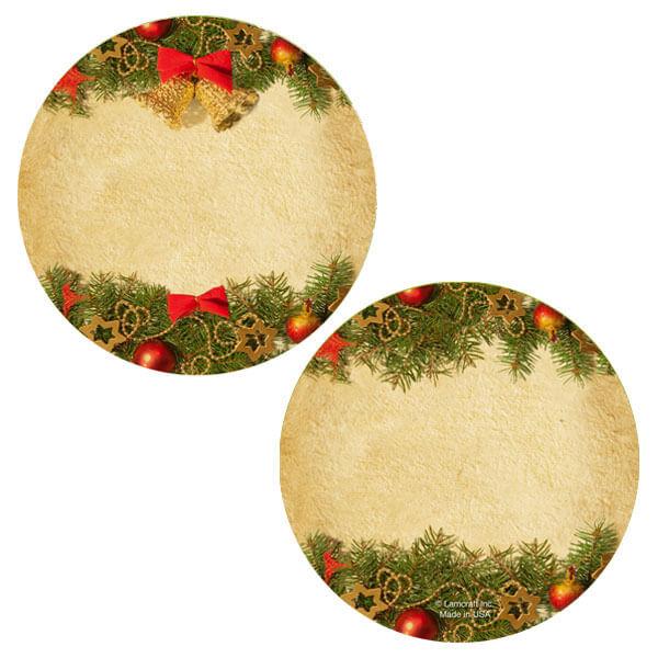 Deck the Halls Christmas Ornament