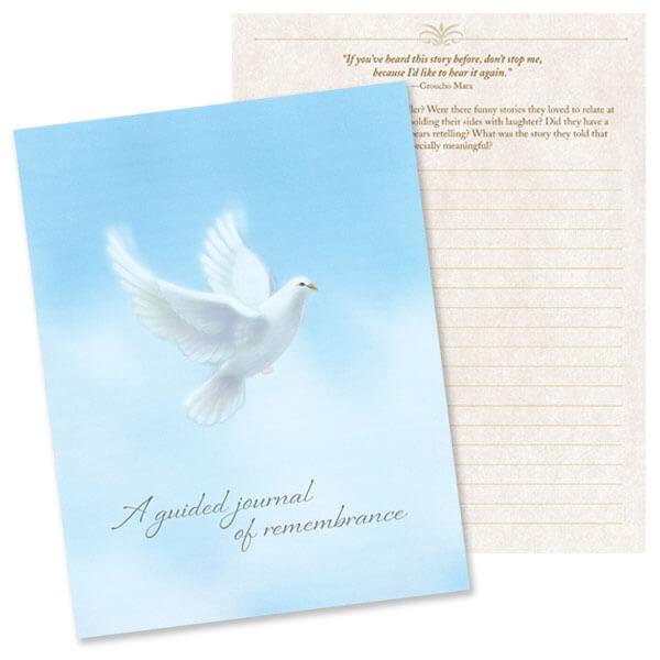 Dove Memorial Journal