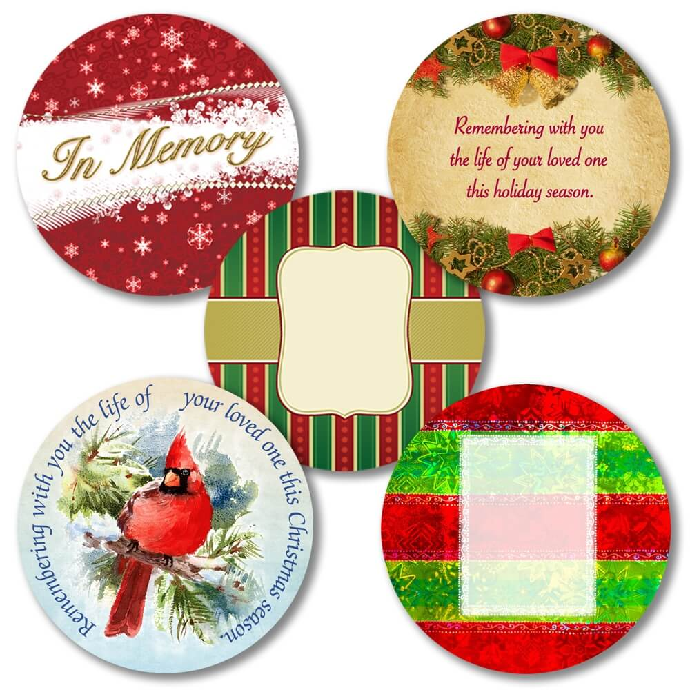 Memorial Ornament Variety Pack