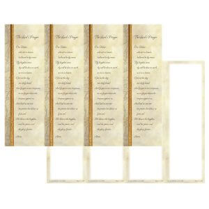 Antique Border 4-up