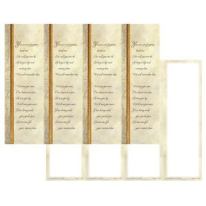 Antique Border 4up