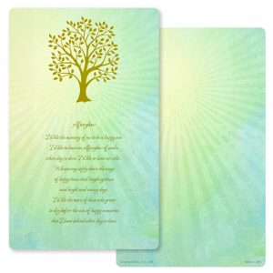 Radiant Tree of Life Afterglow