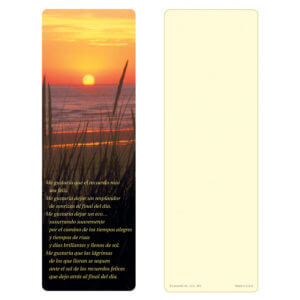 Sea Oats Bookmark, Resplando