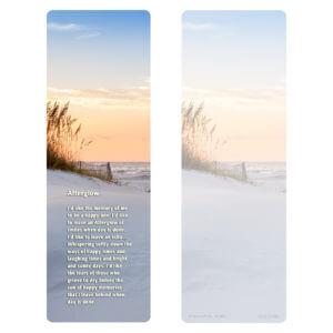 "3"" x 9"" Sandy Beach PMC, Afterglow"