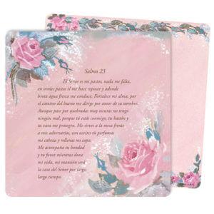 Rose-Rose Mini-Album PMC, Salmo 23