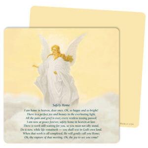 Guardian Angel Mini-Album PMC, Safely Home