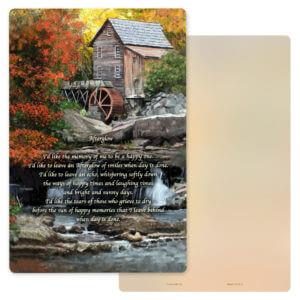 Autumn Mill PMC Album, Afterglow
