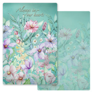 Blooming Garden PMC Album, Always in Our Hearts