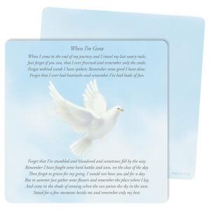 Dove PMC Mini-Album, When I'm Gone