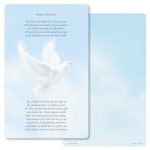 Dove PMC Junior Album, 23rd Psalm