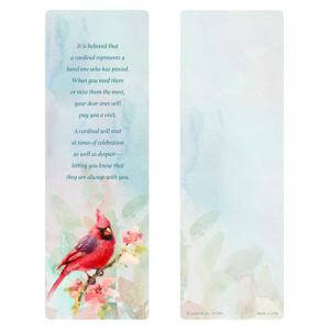 3 x 9 Spring Cardinal, The Visitor